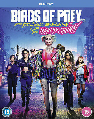 Birds Of Prey: And The Fantabulous Emancipation Of One Harley Quinn (Blu-ray,... • 3.50£