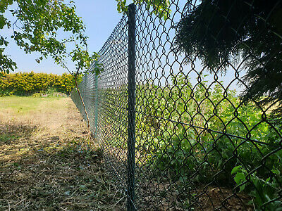 Chain Link Fencing ,chain Link Fence , Fence Post , Wire Fence , Mesh Fence  • 35£