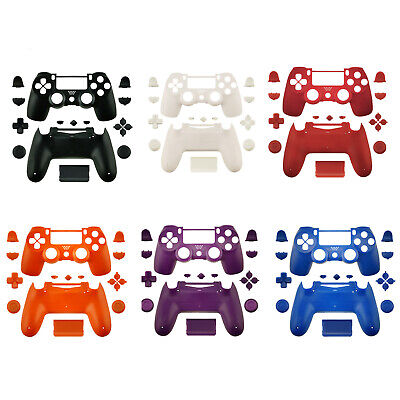 AU16.90 • Buy For PS4 Slim Controller JDM040 Housing Shell Handle Faceplate Cover Gamepad Case