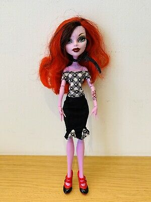 Monster High Doll - Operetta- Die-ner Exclusive - Complete Rare • 29.99£