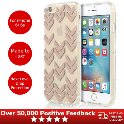 AU9.01 • Buy IPhone 6S Clear Case Incipio Design Series Protective Hardshell Cover Rose Gold
