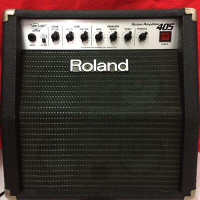 AU275.21 • Buy ROLAND GC-405 Guitar Amplifier Free Shipping Arrive Quickly