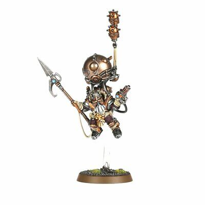 AU19.50 • Buy Warhammer Age Of Sigmar Kharadron Overlords Skywarden Endrinrigger Single