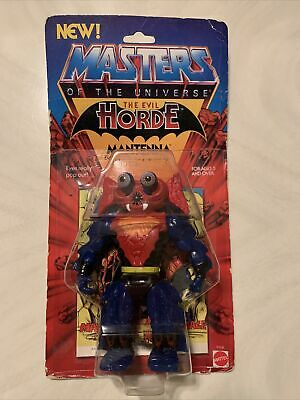 $230 • Buy Vintage Moc Masters Of The Universe Mantenna