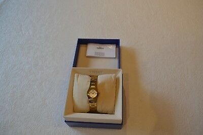 AU395 • Buy Unwanted Gift Tissot Women's Gold Watch Perfect Gift For Christmas