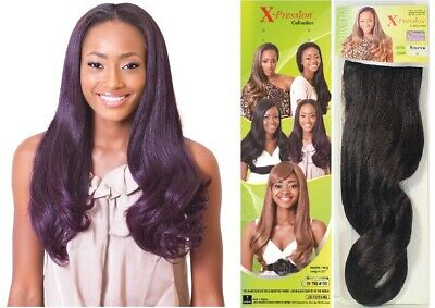 Xpression Bounce Weave Synthetic 20  Hair Extensions • 7.65£