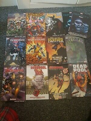 13x Marvel Comics (1 In Mint Condition And Signed) • 22.99£