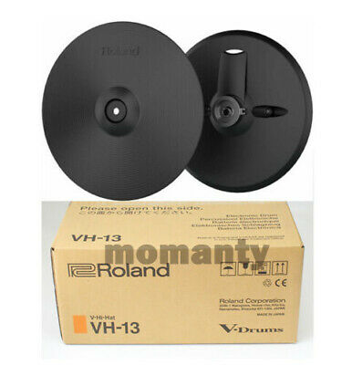 AU627.89 • Buy Roland V-Hi-Hat VH-13 Electronic Drum New