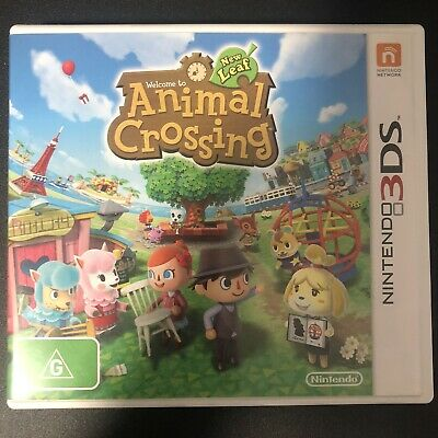 AU32.95 • Buy Animal Crossing: New Leaf Nintendo 3DS Game