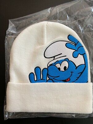 $ CDN78.85 • Buy Supreme Smurfs Beanie NEW (White) FW 2020
