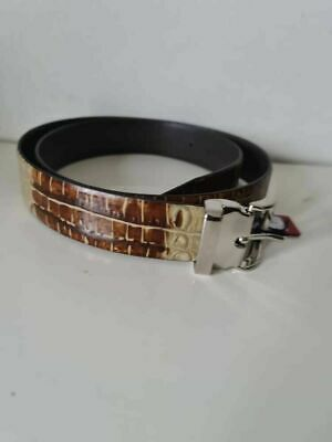 £45 • Buy ANDERSON'S Made In ITALY Men's Calf Leather Belt 44UK / 115EU New With Tag