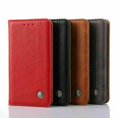 AU11.98 • Buy NEW Leather ID Wallet Stand Flip Phone Case Cover For Sony Xperia Z5 XZ Premium
