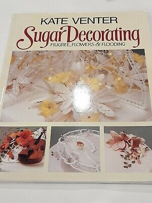 Cake Decorating Book Sugar Decorating Guide • 2£