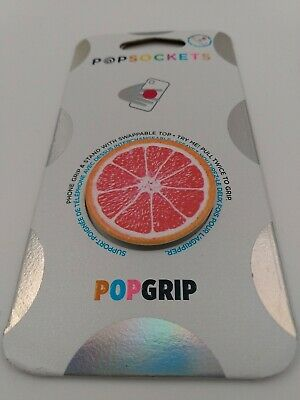 $ CDN9.96 • Buy PopSockets PopGrip Cell Phone Grip & Stand - Grapefruit Slice NEW