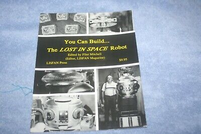$ CDN216.75 • Buy 1996 Original You Can Build The Lost In Space Robot B9 Book Lisfan Press