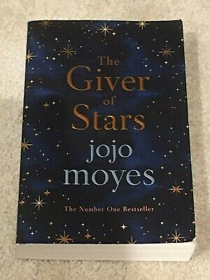 AU9 • Buy The Giver Of Stars By Jojo Moyes