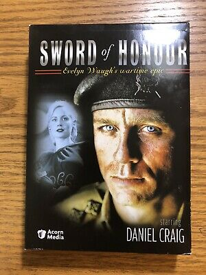 SWORD OF HONOUR Starring Daniel Craig (DVD 2006) 2 Disc Box-Set. Ships 1st Class • 5.37£