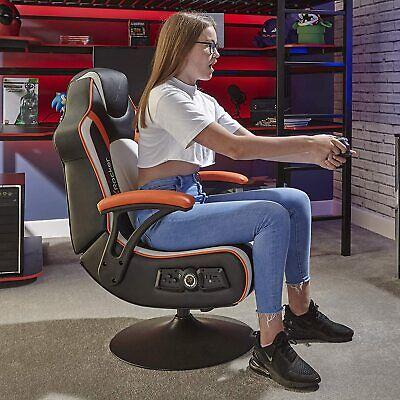 £299.99 • Buy X-Rocker Torque Gaming Chair PS4 XBOX Nintendo Wii 3DS 2.1 Audio Sound System