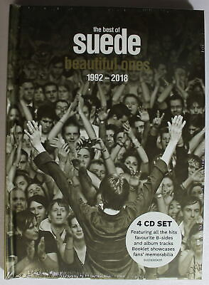 CD: SUEDE – The Best Of Suede: Beautiful Ones 1992 - 2018 - 4 × CD, Comp.. • 21.69£