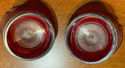 AU44.48 • Buy Be Bright 2(two) 1965 Chevrolet Impala Caprice Tail Light Lens Guide15 SAE RB 65