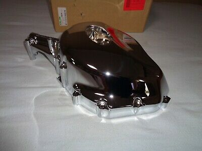 AU350 • Buy Genuine Suzuki , BOULEVARD - C109R - VLR1800, CRANKCASE COVER.CHROME .