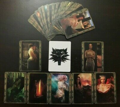 $ CDN96.72 • Buy Witcher Romance Sex Cards - 27 Card Set - UNCENSORED Cards - NOT Gwent Cards