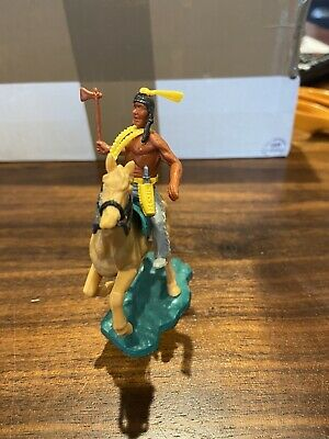 £14 • Buy Timpo Cowboys And Indians ,indian On Horse Back