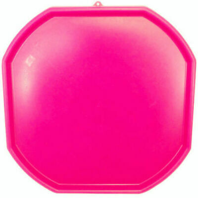 Large Pink Plastic Mixing Tray Sand Water Play Children Builders Equipment • 18.99£