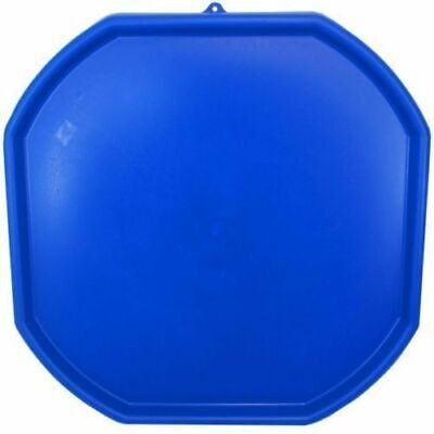 Large Blue Plastic Mixing Tray Sand Water Play Children - Builders Equipment • 18.99£
