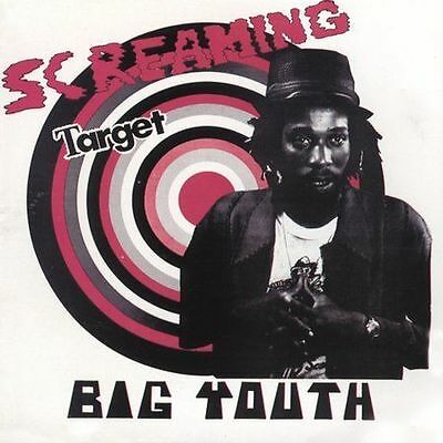 Big Youth : Screaming Target Reggae 1 Disc CD • 7.23£