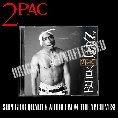 2pac - Rare Better Dayz Original Album Raw & Uncut Promo Unreleased • 45£