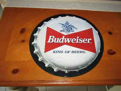 $ CDN16.40 • Buy BUDWEISER BOWTIE 12 1/4'' NEON  TRANSPARENCY INSERT King Of Beers  MAN CAVE SIGN