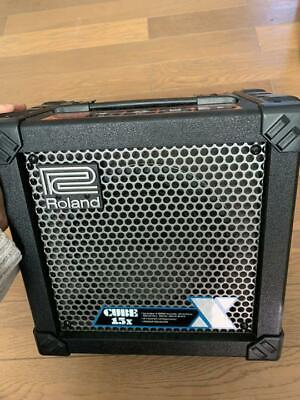 AU173.42 • Buy Roland Cube-15X 15 Watt Guitar Amplifier Free Shipping Arrive Quickly