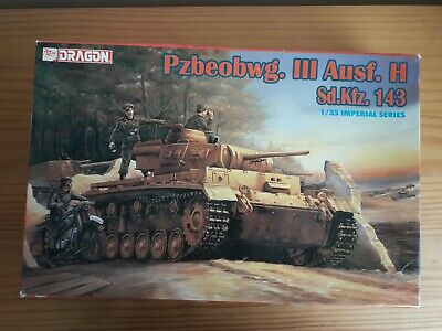 1/35 Dragon Imperial Series Pzbeobwg III Ausf H Panzer III  • 50£