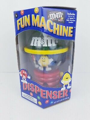 $12.99 • Buy M&M's Fun Machine Dispenser Candy - Great Collectors Piece - Mars Incorporated