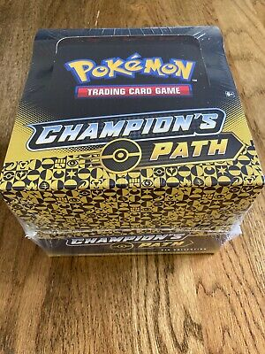 AU329.99 • Buy Pokemon Champions Path Pin Collection Box Set Case - Brand New In Stock Sealed