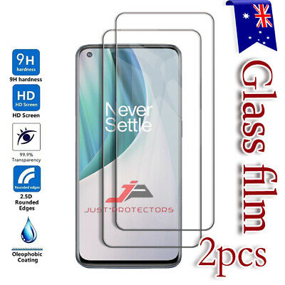 AU8.89 • Buy [2 Pack] For OnePlus Nord N10 5G Tempered Glass LCD Screen Protector Film Guard