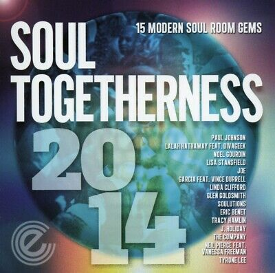 Expansion Records - Soul Togetherness 2014 • 10.24£