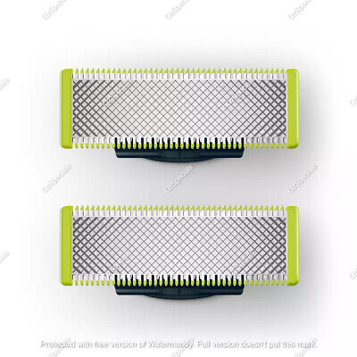 AU38.90 • Buy BRAND NEW Philips QP220/50 OneBlade 2 Pack Replacement Blades Beard Shaving Head