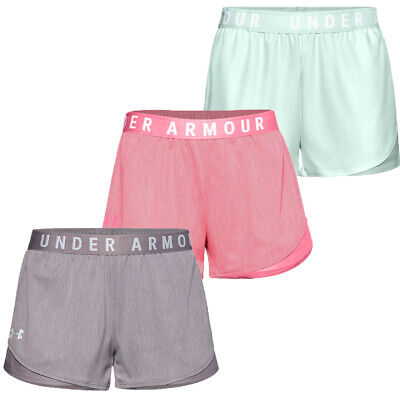 £18.50 • Buy Under Armour Womens Shorts Play Up Running Sports Jogging Training Short Size