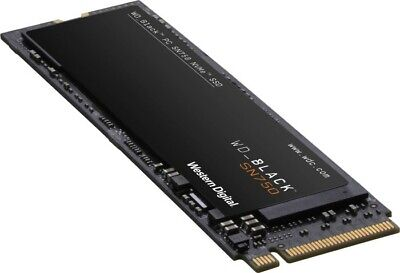 Western Digital WDS100T3X0C WD Black SN750 NVMe Solid State Drive - 1 TB • 99£
