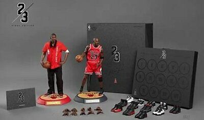 $785 • Buy NBA Collection Michael Jordan Away Final Limited Edition 1:6 Scale