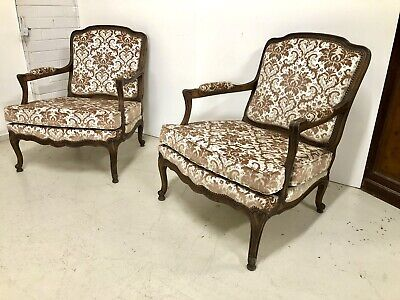 AU1450 • Buy Antique French Armchairs Chairs