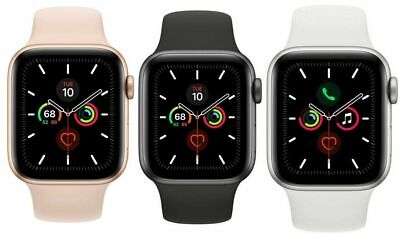 $ CDN293.70 • Buy Apple Watch Series 4 44mm Space Gray  GPS + Cellular 4G LTE A Stock