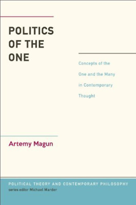 $46.50 • Buy Magun Artemy-Politics Of The One (Concepts Of The One And The Many In BOOK NUOVO