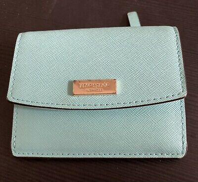 $ CDN15 • Buy Kate Spade Small Wallet Mint Green