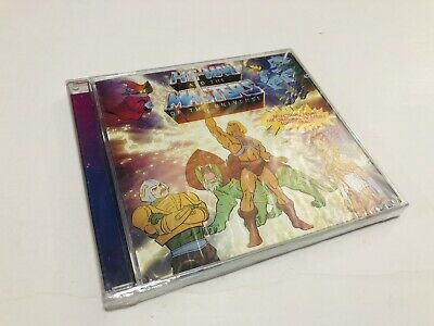 $60 • Buy Masters Of The Universe 30th Anniversary Commemorative Set - CD Soundtrack ONLY