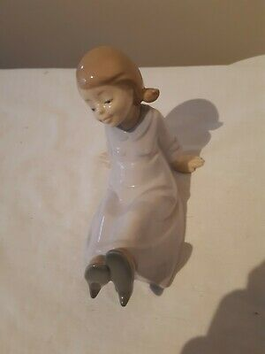 LlADRO NAO JUST LIKE MUM CODE 1524, UN BOXED • 30£