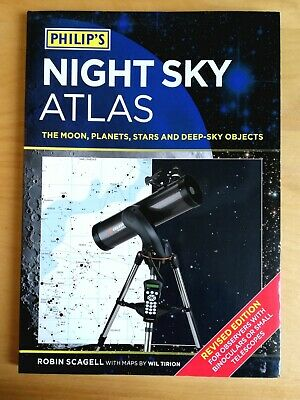 Philip's Night Sky Atlas: The Moon, Planets, Star (2017) • 13£