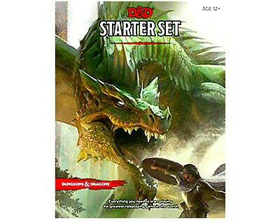 AU32.90 • Buy Dungeons And Dragons Boxed Starter Set NEW